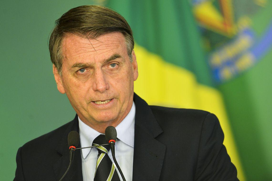 Presidente Jair Bolsonaro assina decreto e pessoas acima de 25 anos podem ter até 4 armas de fogo | : : CidadeMarketing : :