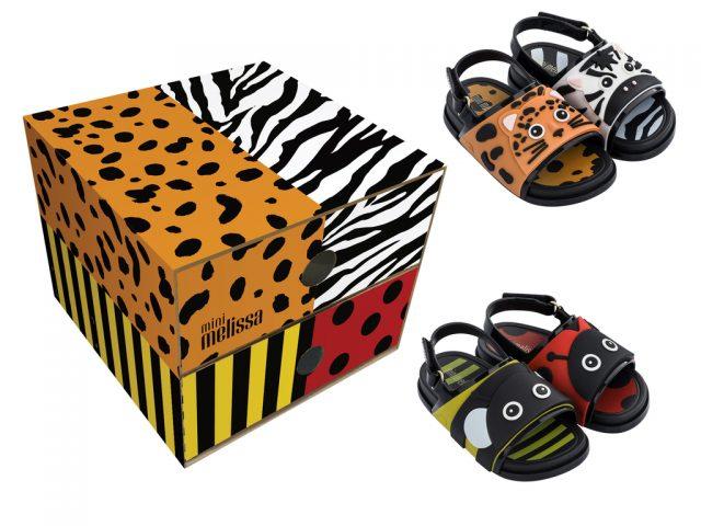 Clube Melissa Promove Cole 231 227 O Mini Zoo Com Lan 231 Amento De