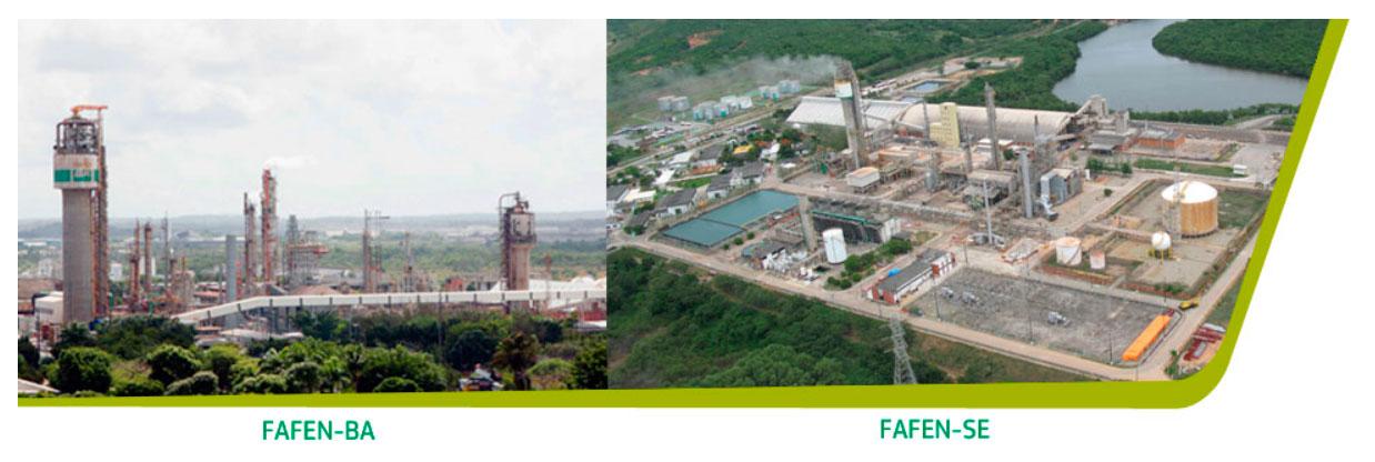 Resultado de imagem para Petrobras inicia processo de licitação para arrendamento das Fafens da Bahia e Sergipe