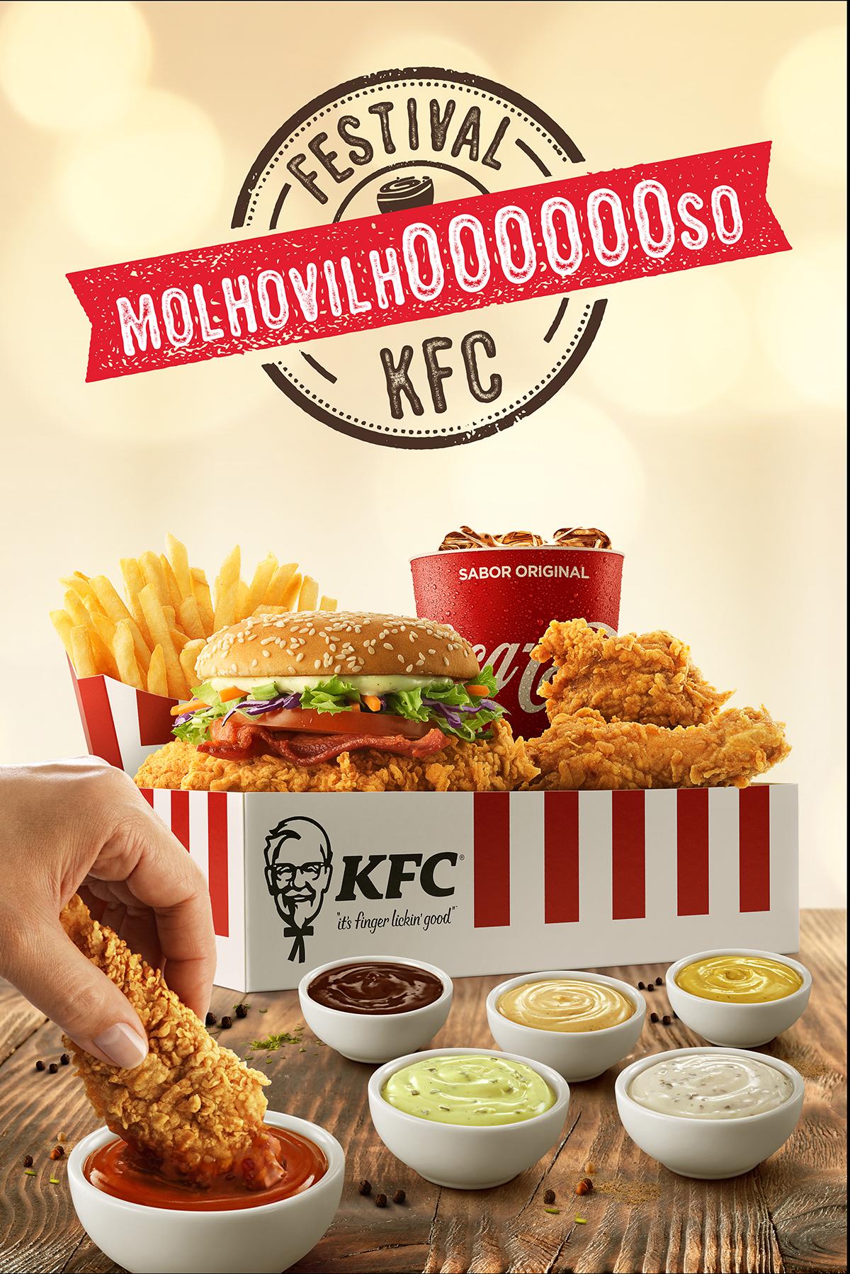KFC cria Festival Molhovilhoooso   : : CidadeMarketing : :