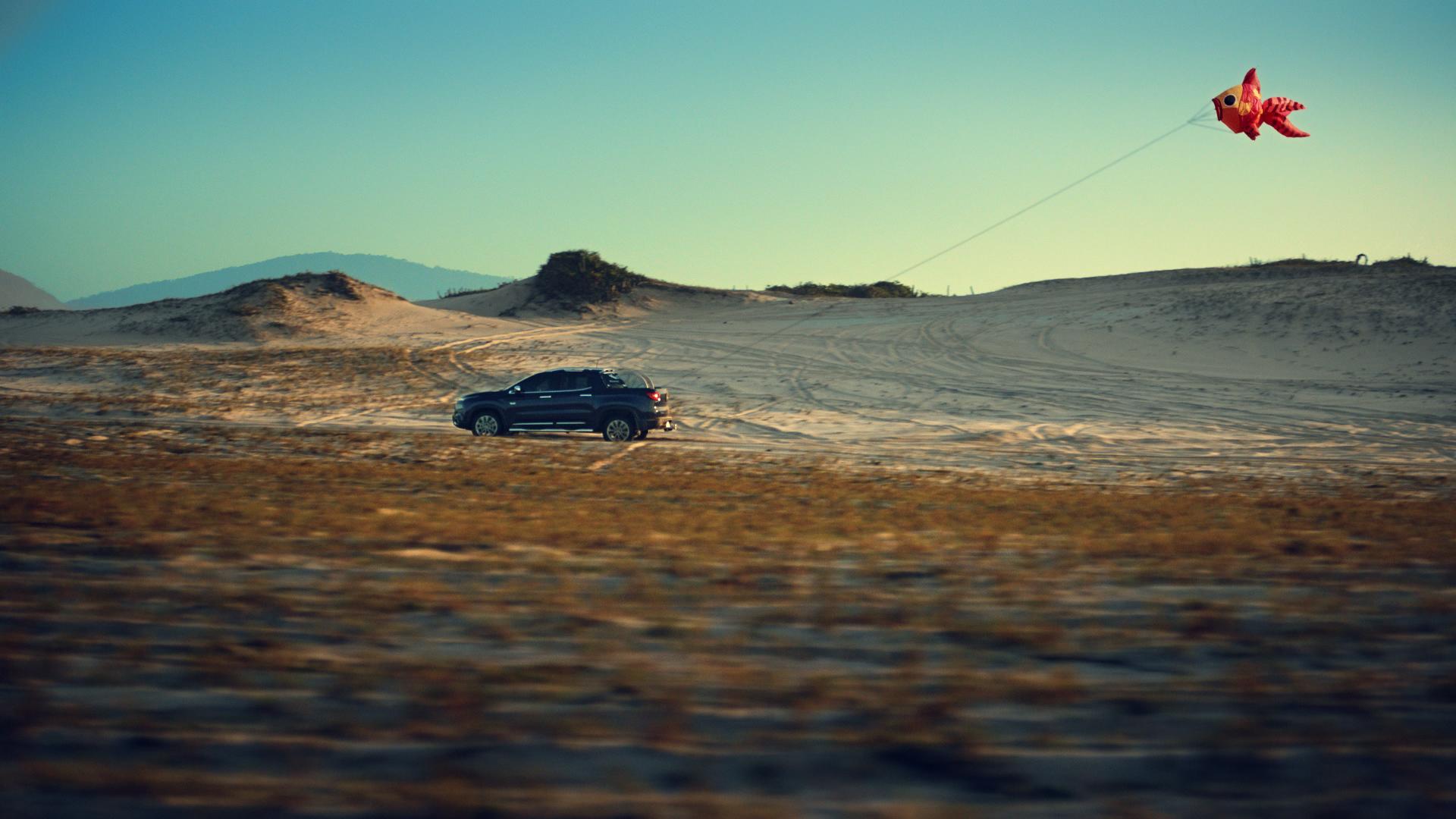 Fiat usa linguagem poética para promover picape Toro 2020   : : CidadeMarketing : :