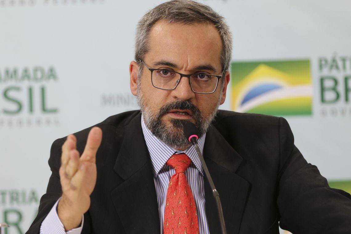 Ministro da Educação afirma que recursos contingenciados das universidades podem ser desbloqueados   : : CidadeMarketing : :