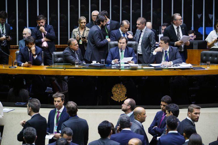 Câmara dos Deputados aprova trabalhos aos domingos; MP da Liberdade Econômica vai ao Senado   : : CidadeMarketing : :