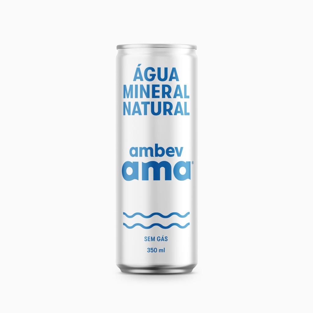 Ambev apresenta primeira água em lata do país | : : CidadeMarketing : :