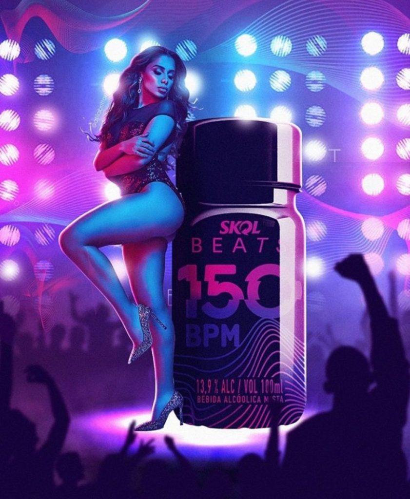 Skol Beats chega na batida do funk no ritmo de Anitta | : : CidadeMarketing : :