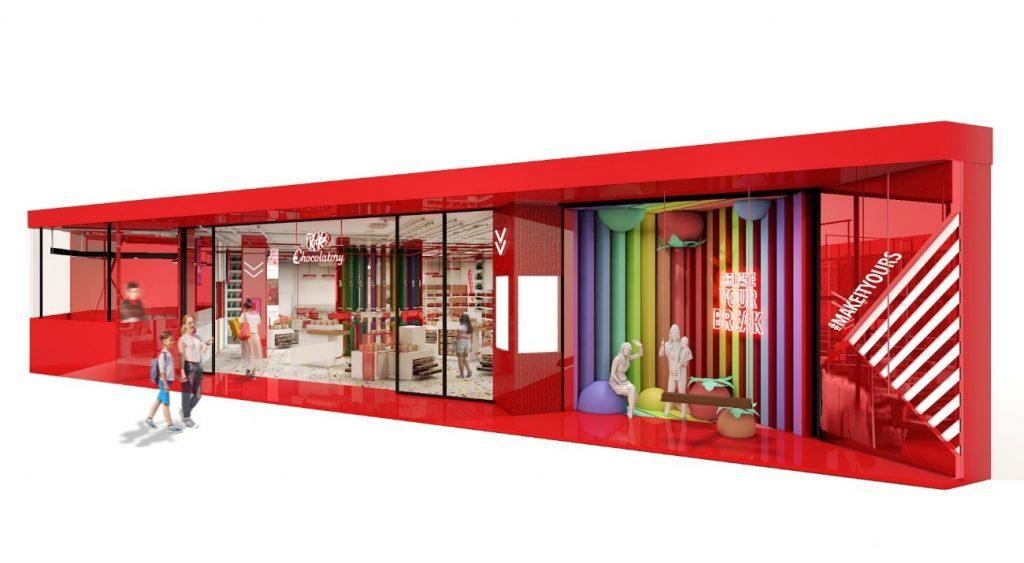 Brasil recebe primeira flagship KITKAT Chocolatory da América Latina | : : CidadeMarketing : :