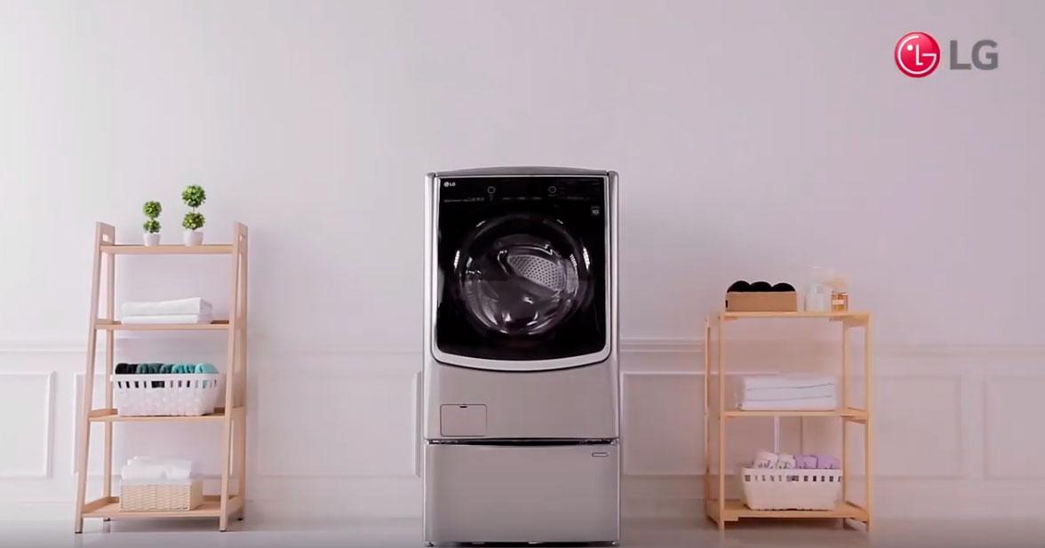 LG apresenta campanha da Lava e Seca com inteligência artificial AI DD ™ | : : CidadeMarketing : :