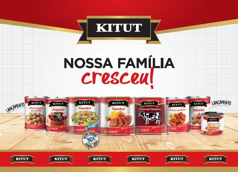 Kitut traz nova identidade visual e amplia família de produtos | : : CidadeMarketing : :