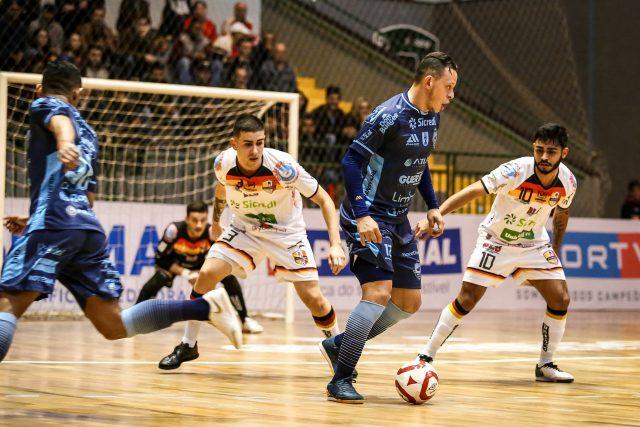 Liga Nacional de Futsal 2020 TV Brasil