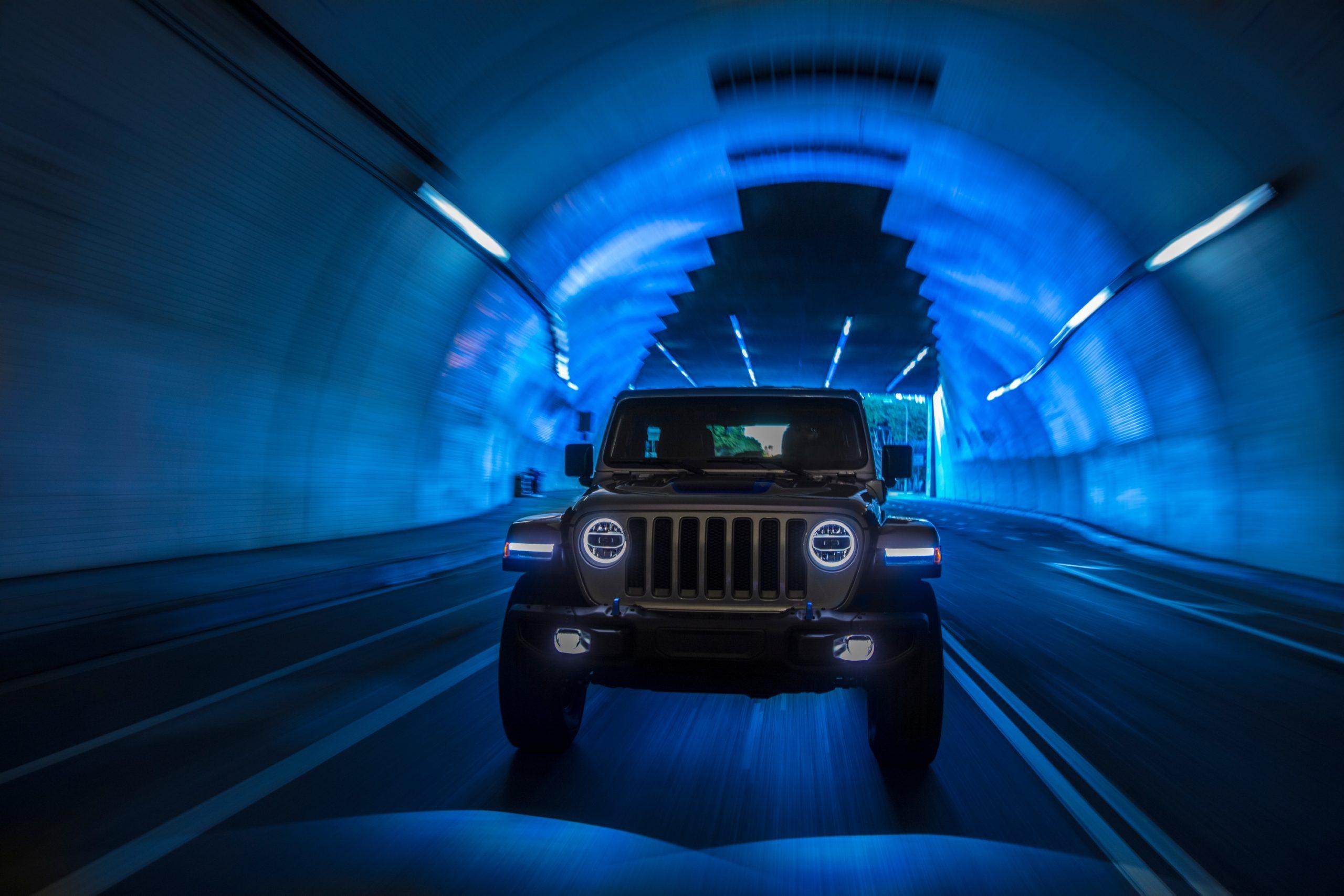 Novo Jeep Wrangler 4xe Se Junta Ao Renegade E Compass 4xe Na Linha Global De Veiculos Eletricos Da Marca Cidademarketing