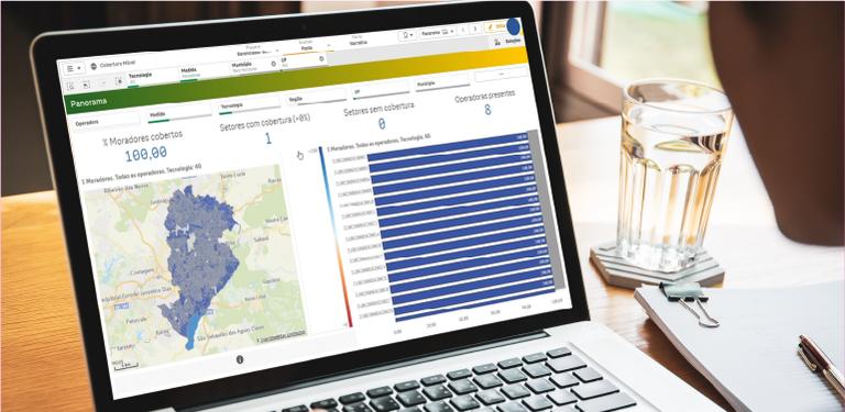 Anatel disponibiliza mapeamento da presença dos sinais da telefonia e banda larga móvel   : : CidadeMarketing : :